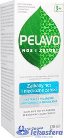Pelavo Nos i Zatoki, syrop, 120ml