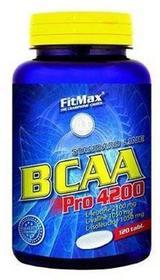 FitMax BCAA Pro 4200 120 tabl./1400mg