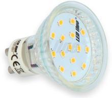 LED Line Żarówka LED SMD GU10 1,5W 230V biała ciepła - biała ciepła 242250