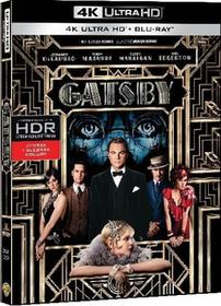 Wielki Gatsby Blu-Ray) Baz Luhrmann