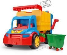 Wader Gigant Truck Śmieciarka 67000