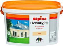 Alpina Farba elewacyjna żółta 2 5 l