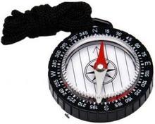 Meteor Kompas mały okrągły + gwarancja zadowolenia 71010