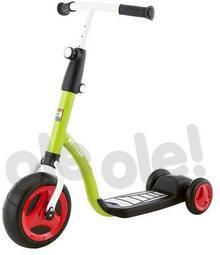 Kettler Scooter zielony/czerwony