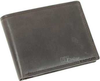 Roncato Echo 41 1401 44 portfel skóra - ciemny brązowy
