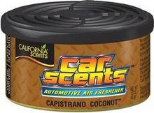 CALIFORNIA SCENTS Car Scents - Kokos (zapach do auta)