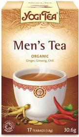 Yogi Tea HERBATKA DLA MĘŻCZYZN BIO (17 x 1,8 g)