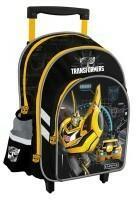 Starpak Transformers Bumblebee Plecak Szkolny na Kółkach 348733