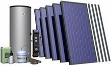 Hewalex Zestaw solarny 5TLP-500W dla 5-8 osobowej rodziny 95.42.53