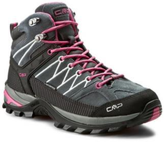 CMP Trekkingi Rigel Mid Treking Shoe Wp 3Q12946 Grey/Fuxi 103Q