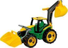 Lena Traktor Spychacz Koparka 02080