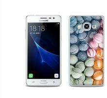Etuo.pl Foto Case - Samsung Galaxy J3 (2017) - etui na telefon Foto Case - pastelowe cukierki ETSM456FOTOFT047000