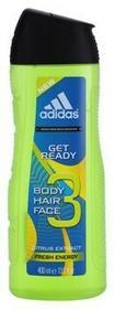 adidas Get Ready! 400 ml 3w1 żel pod prysznic
