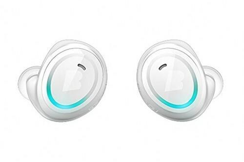 Bragi The Dash Smart słuchawki douszne z funkcją Bluetooth, bezprzewodowe, białe B1000-0002