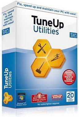 TuneUp Utilities 2012 (3 stan.)