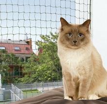 Trixie Siatka na okno zielona 8x3m [44295] 11626