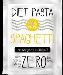 Smart Cafe Diet Pasta Spaghetii - makaron roślinny z rośliny Konnyak 200gr shira