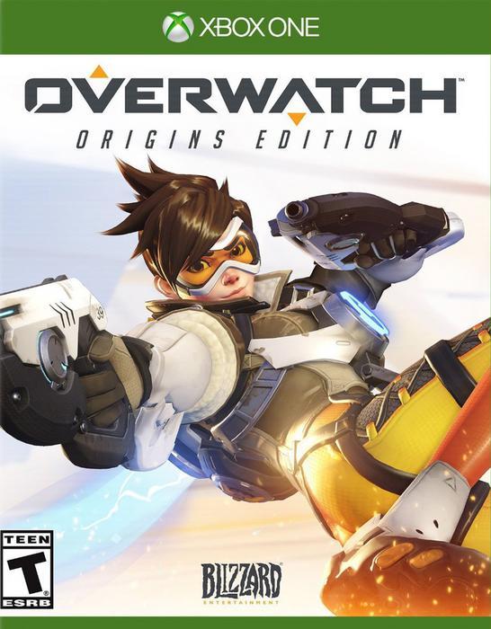 Overwatch: Origins Edition Xbox One