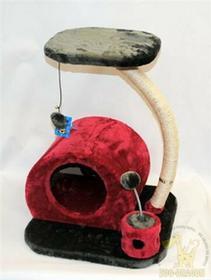 Yarro Drapak Lara czerwono-szary Y1160