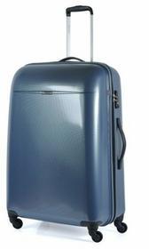 Puccini Duża walizka ciemnoniebieska PC005 A