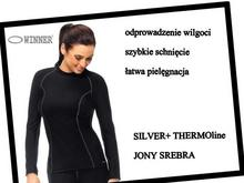 Gwinner Damska koszulka termoaktywna Anatomy I ANATOMY_I_S