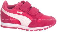 Puma BUTY JR ST RUNNER NL V różowy 35877310