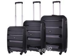 American Tourister Zestaw walizek Bon Air - czarny