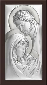 Beltrami Obrazek Święta Rodzina w ciemnej oprawie- (BC#6380WM)