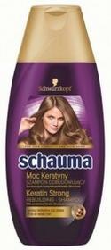 Schauma szampon 250ml Moc Keratyny