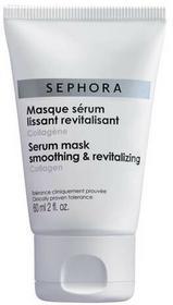 Sephora Wygładzająco-rewitalizująca maseczka-serum - Kolagen 60 ml