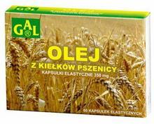 Gal Olej z zarodków pszenicy 60 szt.
