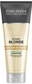 John Frieda Sheer Blonde szampon rozświetlający do włosów blond Highlight Activating new 250 ml