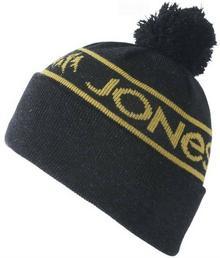 Jones czapka zimowa Beanie Chamonix Beanie Black/Mustard BLACK/MUSTARD) rozmiar OS