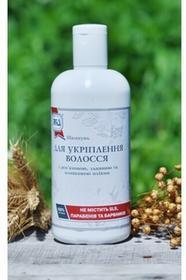 Yaka Organiczny Szampon do Wzmocnienia Włosów z Naturalnymi olejkami, 500ml, be