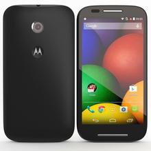 Motorola Moto E LTE Czarny