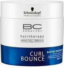 Schwarzkopf BC Bonacure Curl Bounce Butter Treatment - Maseczka do włosów kręconych i falowanych 200ml