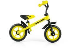Milly Mally Dragon rowerek biegowy żółty