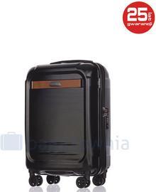 Puccini Mała kabinowa walizka STOCKHOLM PC020C 1 Czarna - czarny PC020C 1