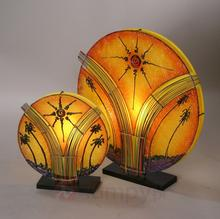 Woru Fantastyczna lampa stołowa NAOMI wysokość 35 cm