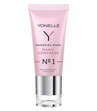 Yonelle Nanodisc Mask Magic Compress Maska Magiczny Kompres 35 ml