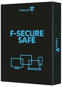F-secure Safe (3 urz. / 1 rok) - Nowa licencja