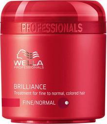 Wella Pro Brillance Maska do Cienkich Włosów Farbowanych Wella Brilliance 500ml
