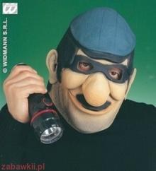 Sezamik Halloween Maska złodzieja 8306L