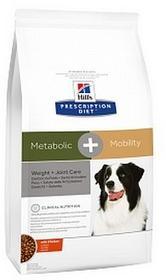 Hills Prescription Diet Metabolic+Mobility Canine 4 kg