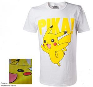 BioWorld T-shirt Pikachu PIKA (M)
