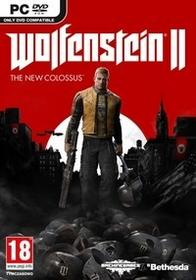 Bethesda Softworks Wolfenstein II The New Colossus PL DIGITAL klucz STEAM)