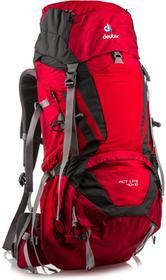Deuter Plecak trekkingowy ACT Lite 40 + 10 057750/CZERW-SZARY