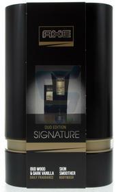 Axe Signature Zestaw Żel pod prysznic + Dezodorant w sprayu