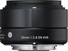 Sigma 30mm f/2.8 A DN E (Sony)