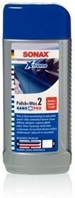 Sonax Xtreme Polish&Wax 2 Nano Pro - wosk Nano do lekko zmatowiałych lakierów 20